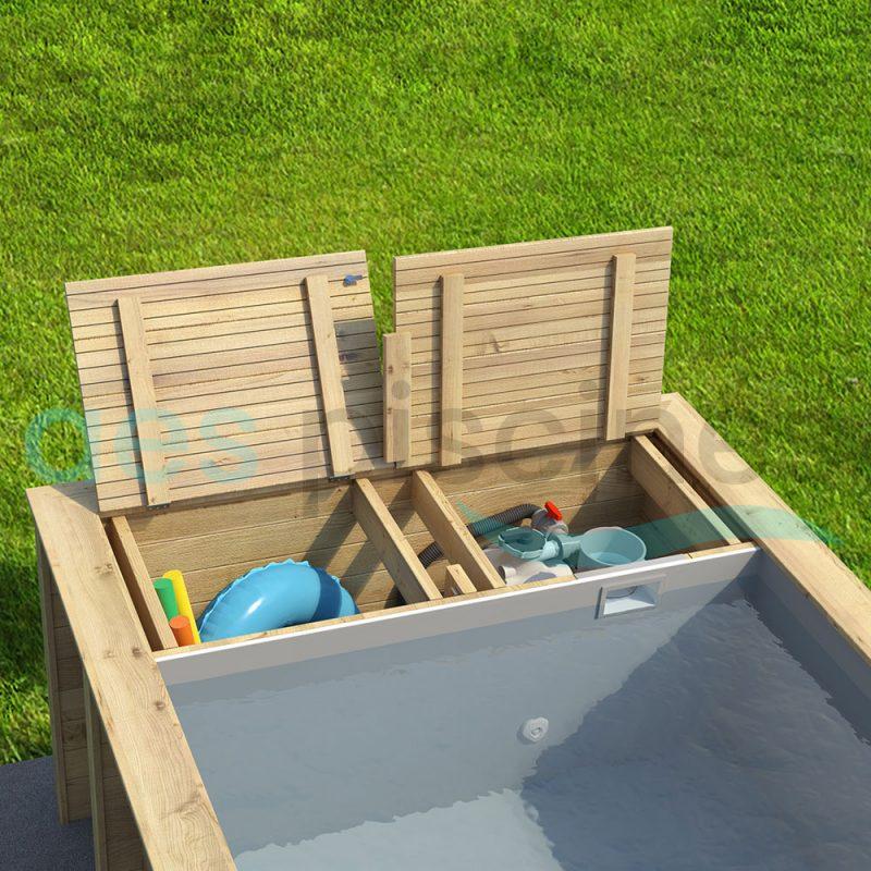 Piscine Bois Pool'n Box
